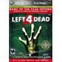 Left 4 Dead Goty Xbox 360 Nuevo Sellado Original
