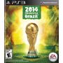 Fifa World Cup Brazil 2014 Ps3 Tarjeta Digital Psn
