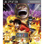 One Piece Pirate Warriors 3 Playstation 3 Ps3 Digital