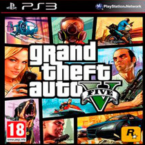 Grand Theft Auto 5 Gta Ps3 Original Sellado
