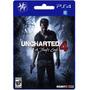 Uncharted 4 A Thiefs End Ps4 | Primaria | Libre De Bloqueo