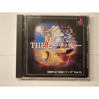 The Beach Volleyball P/ Ps1 Ps2 Ps3 Jap. Envío Barato! Kuy.