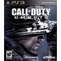 Ps3 Call Of Duty Ghosts Impecable En Español Banfield