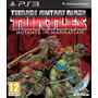 Tortugas Ninja Ps3 Mutantes En Manhattan | Digital Esp Gh22