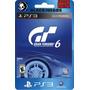 Gran Turismo 6 Ps3 Digital Blackjuegos