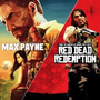 Max Payne 3 + Red Dead Redemption Ps3 Digital
