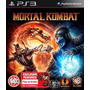Mortal Kombat 9 Ps3 Digital Entrega Inmediata Mercado Lider