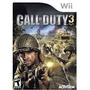 Call Of Duty 3 - Original - Nintendo Wii