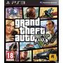 Gta V 5 Ps3 - Grand Theft Auto Entrega Inmediata Ps3 Dpsg