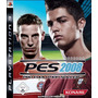 Pes2008 Ps3. Impecable. Booklet. Congreso.