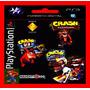Crash Bandicoot Colecction Ps3 || Digital Entrega Inmediata!