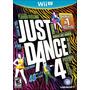 Juego Nintendo Wii U Just Dance 4 Ubisoft Original