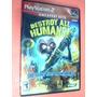 Ps2 - Destroy All Humans (i620) Original