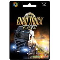 Euro Truck Simulator 2 Juego Pc Original Microcentro