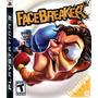 Juego Ps3 Face Breaker Station 3 En Caja