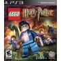 Lego Harry Potter Años 5-7 Ps3 Nuevo Sellado Original