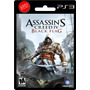 Assassins Creed 4 Black Flag - Ps3 Tarjeta Digital