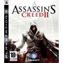 Ps3 Assassin´s Creed 2 Nuevo - Sellado - Local 23hs!