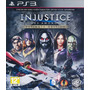 Injustice Gods Among Us Ultimate Edition Ps3 Tarjeta Digital