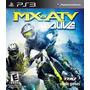 Mx Vs Atv Alive Ultimate Ps3 Tarjeta Digital -gorosoft-