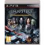 Injustice Ultimate Edition Ps3 Nuevo Sellado Original