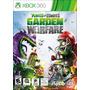 Plants Vs. Zombies Garden Warfare Xbox 360 Nuevo Original