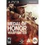 Juego Medal Of Honor Warfighter Original P/ps3 Playstation 3
