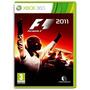 Juego Xbox 360 Autos Carreras Formula 1 2011 F1 Español Ntsc