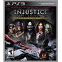 Injustice Gods Among Us Ultimate Edition Nuevo Ps3 Dakmor