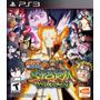 Naruto Shippuden Ultimate Ninja Storm Revolution Day One Ps3
