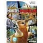 Juego Wii Orig. De Caza North American Adventure Mira-video