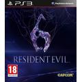 Resident Evil 6 Ps3 Nuevo Sellado Original
