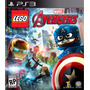 Lego Marvel Avengers Ps3 || Digitales Falkor || Stock Ya!