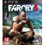 Ps3 Farcry 3 Nuevo En Caja Original