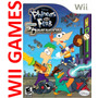 Juego Phineas And Ferb Across The 2nd Dimension Original Wii