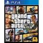 Gta V Ps4 Fisico Grand Theft Auto V Gta5 Nuevo Sellado Stock