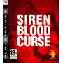 Siren Blood Todos Los Episodios Oferta Ps3 Tarjeta Digital