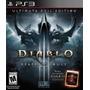 Diablo 3 Reaper Of Souls || Ps3 Store || *psnplaygames*