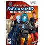Wii Games. Megamind, Mega Team Unite. Nuevos Y Cerrados!!