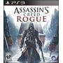 Assassins Creed Rogue Ps3 Original Sellado Fisico