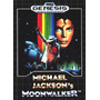 Juego Michael Jackson Moonwalker Sega Genesis