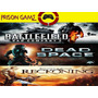 Battlefield: Bad Company 2 + Dead Space + Kingdoms Of Amalur