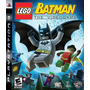 Ps3 Lego Batman The Videogame - Garantía - Local Factura A