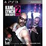 Kane And Lynch 2 Dog Days Nuevo Ps3 Dakmor Canje/venta