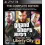 Ps3 Gta Iv Complete Edition Hacemos Canjes Local Banfield