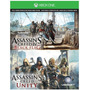 Assassin Creed Unity + Assassin Creed 4 - Xbox One - Digital