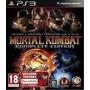 Mortal Kombat 9-komplete Edition- Ps3 (digital Zn)
