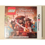 Pirates Of The Caribbean Lego Nintendo Ds 3d