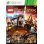 Lego The Lord Of The Rings Nuevo Xbox 360 Dakmor