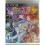 Dragon Ball Z Battle Of Z Ps3 Grupo-juego Nuevo/sellado